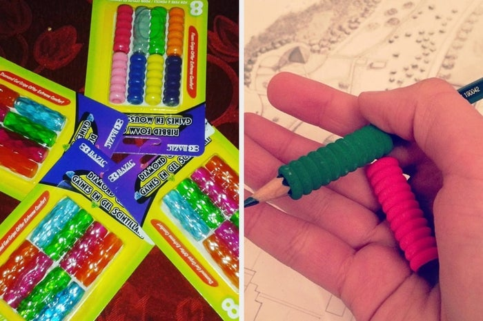 """Best uses included: rolling them up into tiny """"doughnuts"""" and throwing them at your friends when your teacher wasn't looking."""