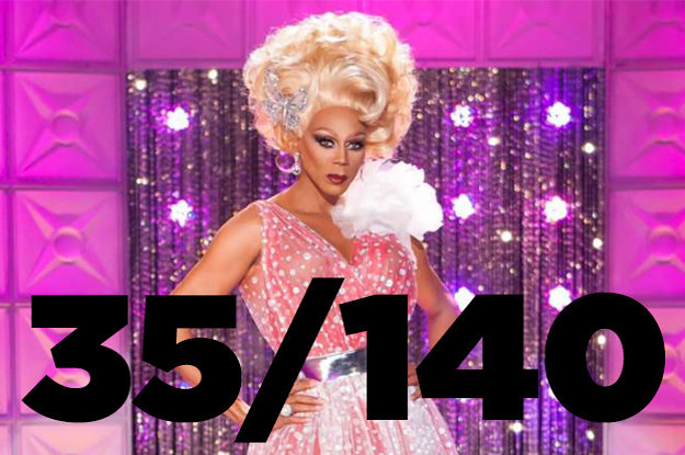 """140 Queens Have Competed On """"Drag Race"""" — I'll Be Impressed If You Can Name 35"""