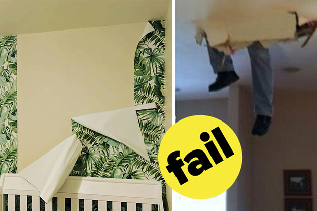 Show Us Your Amazingly Awful Home Renovation ...