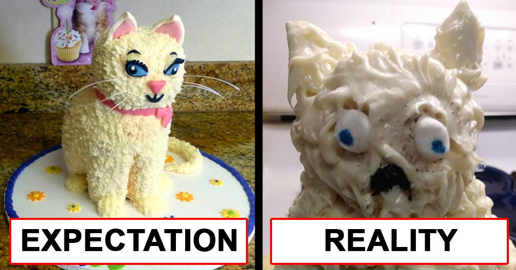 pinterest cake fails that are just begging to be laughed at