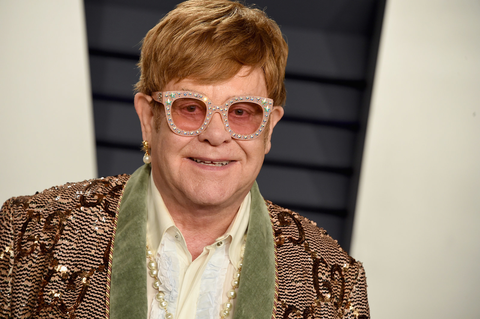 On March 25, Elton John will be celebrating his 72nd birthday.