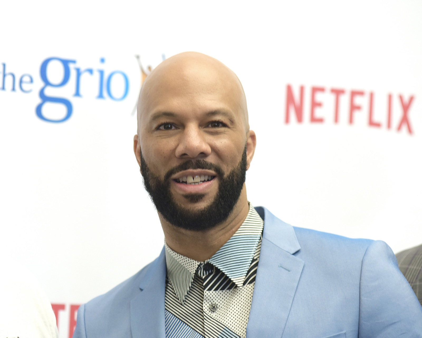 On March 13, Common will be 47.