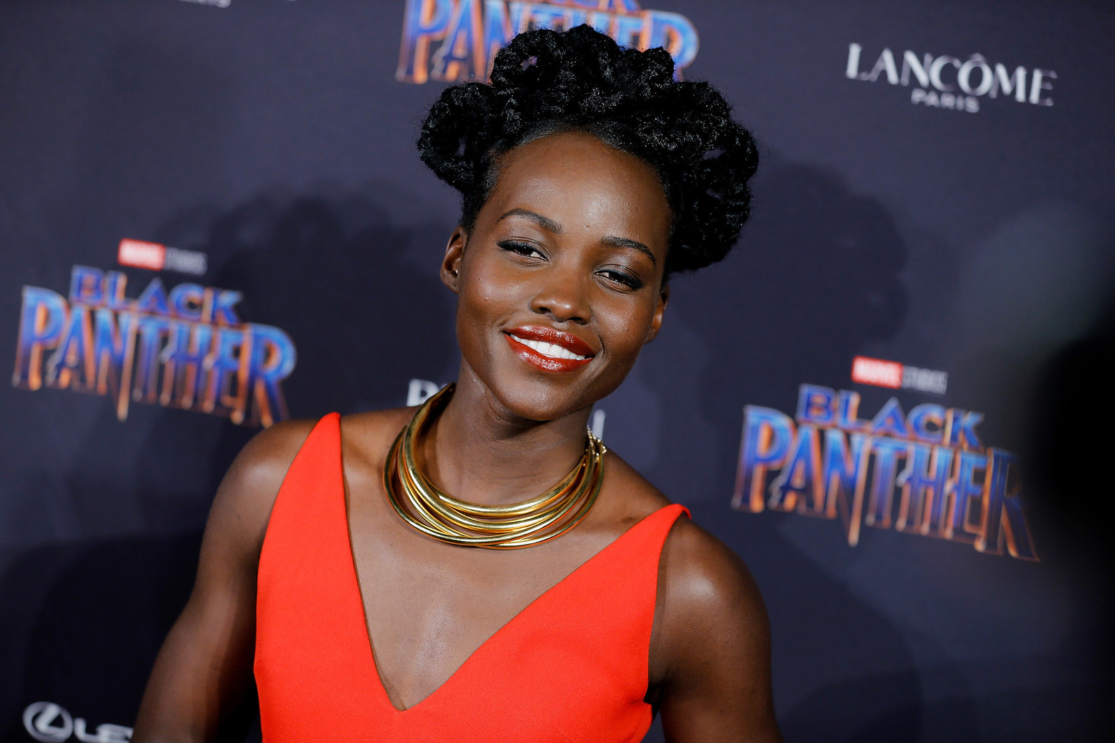 And he shares a birthday with Lupita Nyong'o, who turned 36.