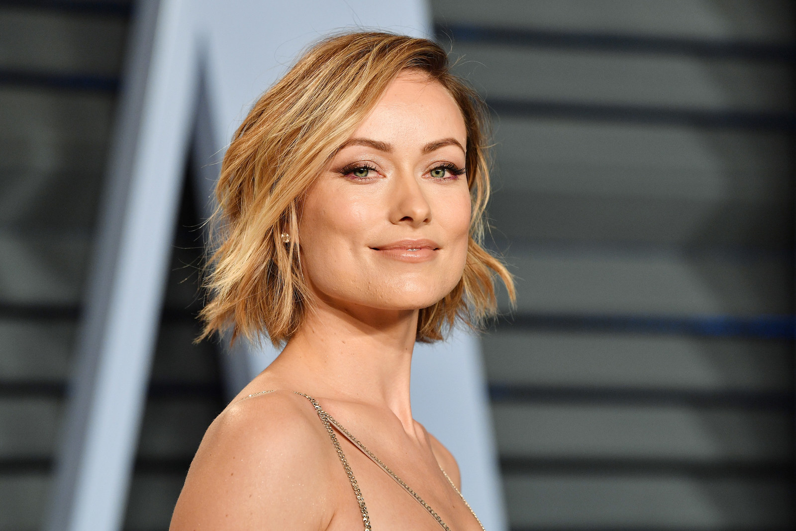While Olivia Wilde will be 35 come March 10.