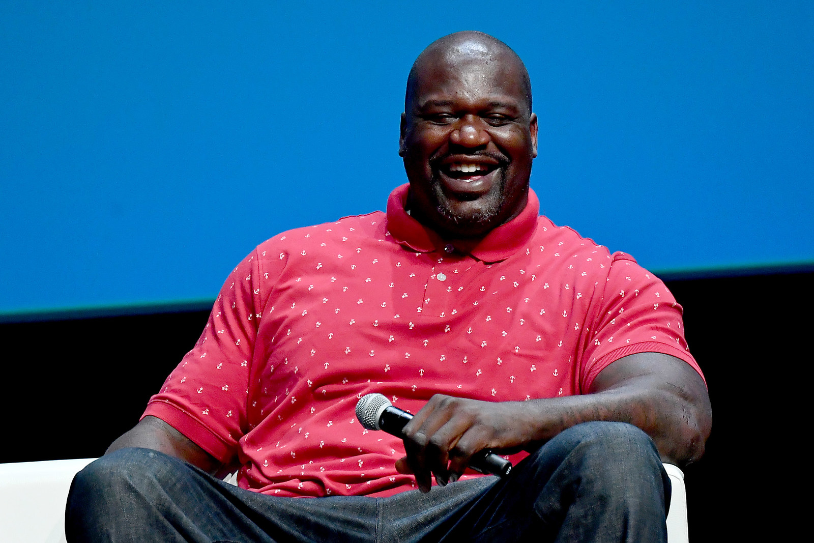 Shaq turns 47 on March 6.
