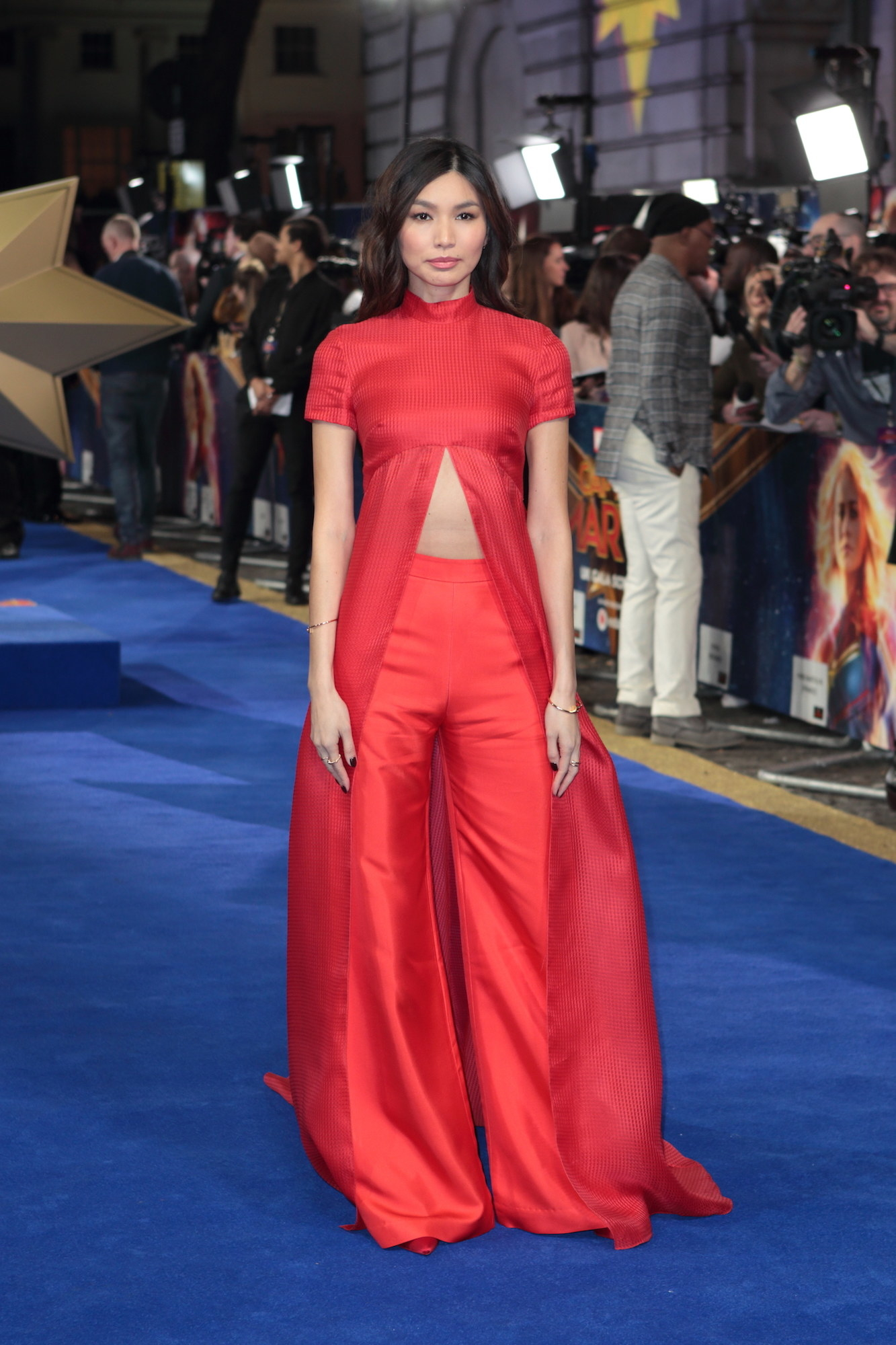 And this Brandon Maxwell ensemble is to die for.