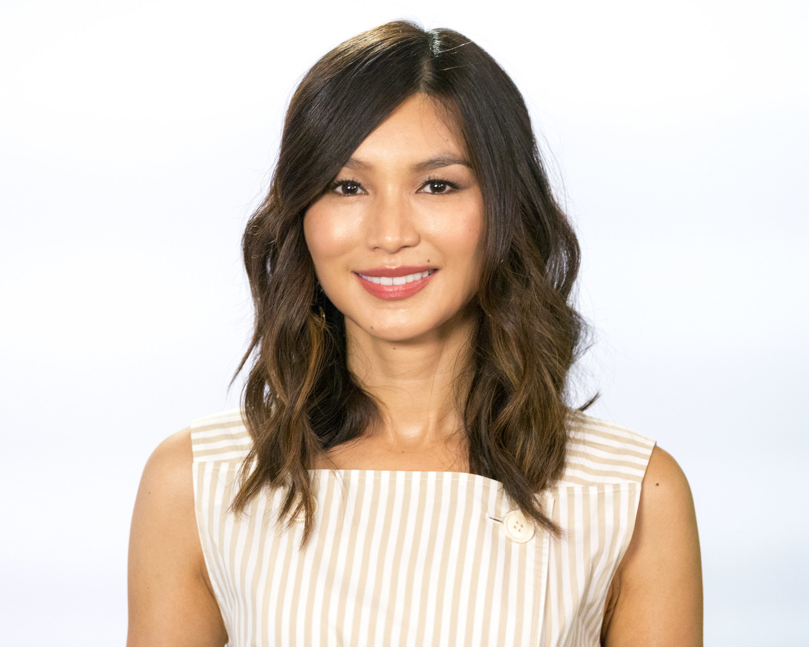 Today I must talk about Gemma Chan.