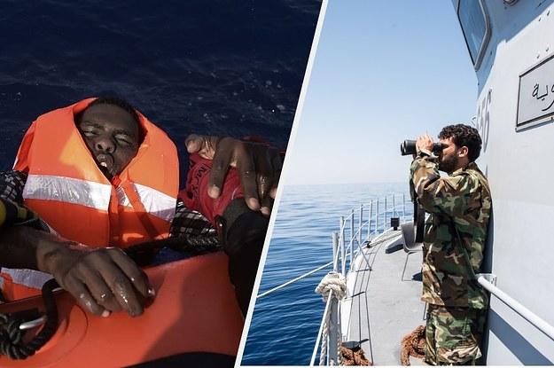 Libyen soll für die EU Menschen im Mittelmeer retten – doch die Küstenwache geht nicht ans Telefon