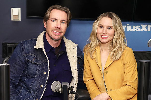 Dax Shepard Revealed Why He Proposed To Kristen Bell Even Though He Didn't Believe In Marriage