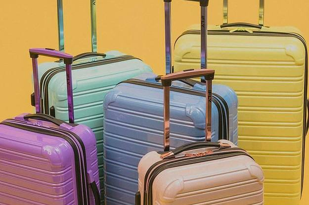 14 Amazing Suitcases That People Actually Swear By