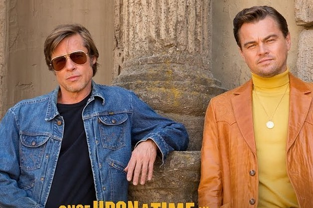 Heres The First Trailer For Quentin Tarantinos Once Upon A Time In Hollywood