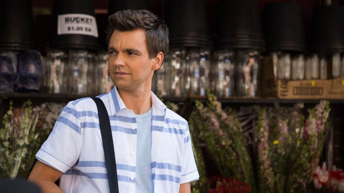 Drew Tarver as Cary Dubek in The Other Two.