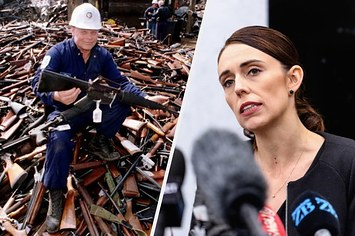 New Zealand Is Banning Military-Style Semi Automatic Weapons