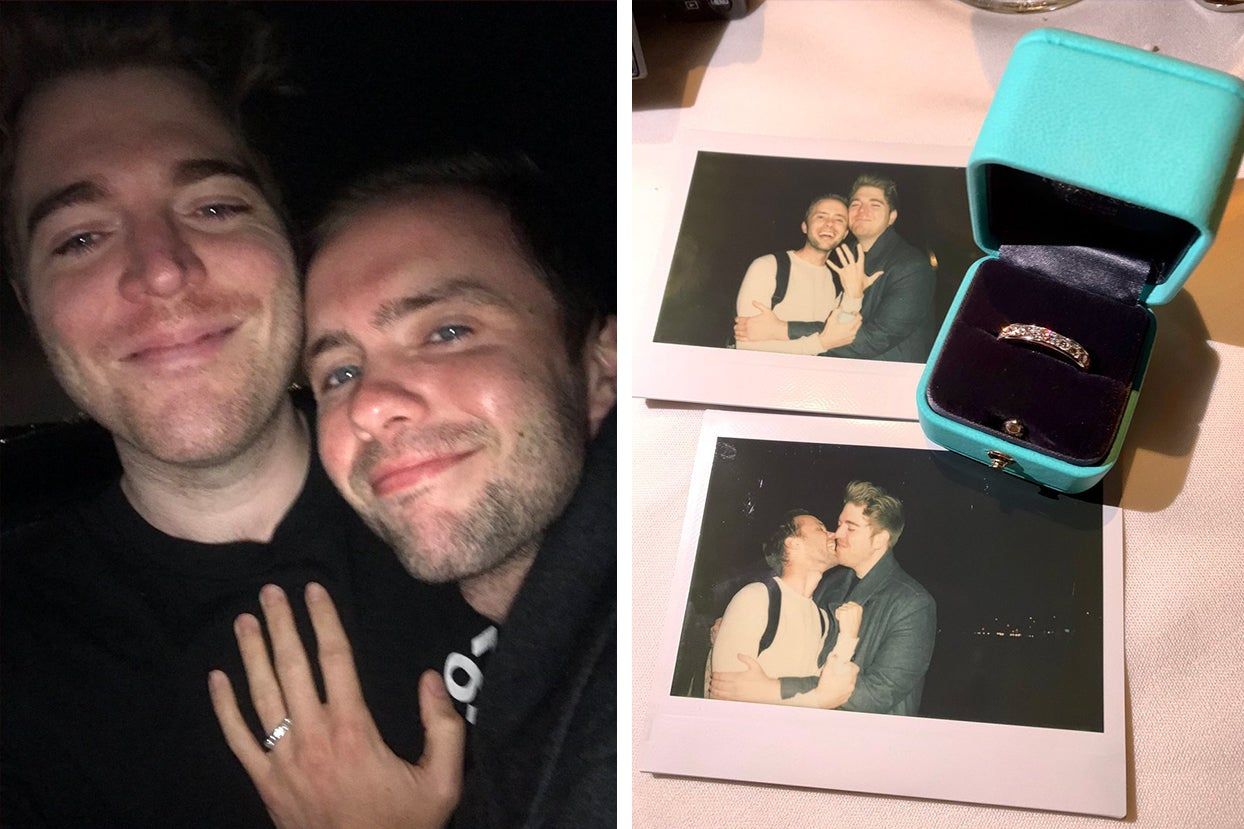 Here's Why Some People Think Shane Dawson's Engagement Announcement Is Weird Timing