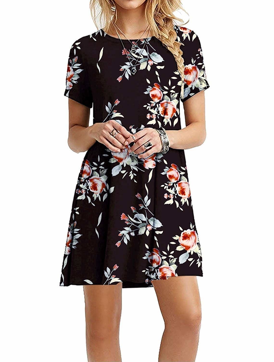 1352c988612 Or a short-sleeved T-shirt dress for folks who want equally endless styling  options but who (like me) are basically always hot.