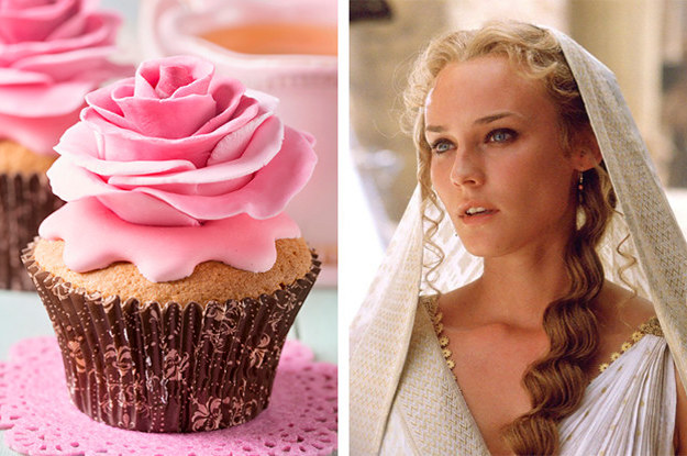 Taste Some Cupcakes And We'll Reveal Which Greek Goddess You Are