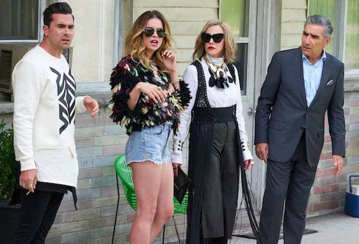 Schitts Creek Christmas Special.Schitt S Creek Is Ending After Its Upcoming Sixth Season