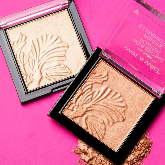 "Wet n wild products are all cruelty free!Promising review: ""I've used wet n wild since I was a kid, but they have really kicked their game up over the last few years! This is comparable to high-end brands. It is such a beautiful, glowy sheen without being too much or looking like heavy glitter. My favorite highlighter by far from any brand."" —KellaPrice: $2.50+ (available in six shades)"