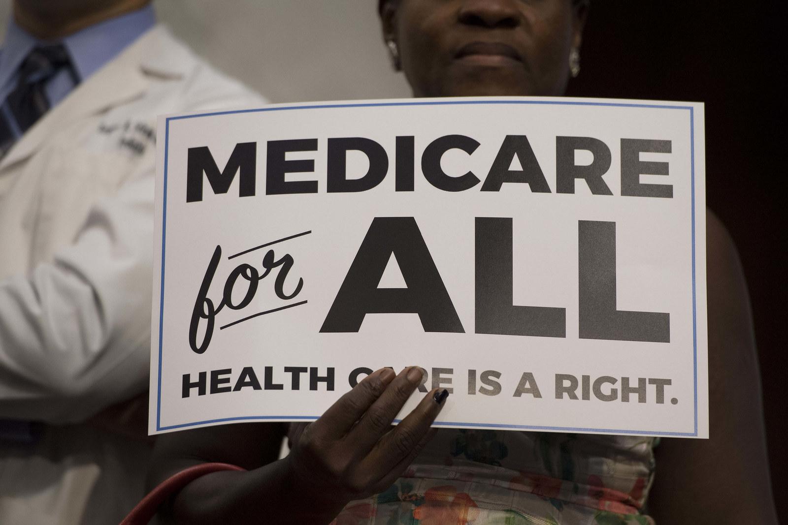 Medicare For All's Big Barrier Isn't Republicans, It's Democrats