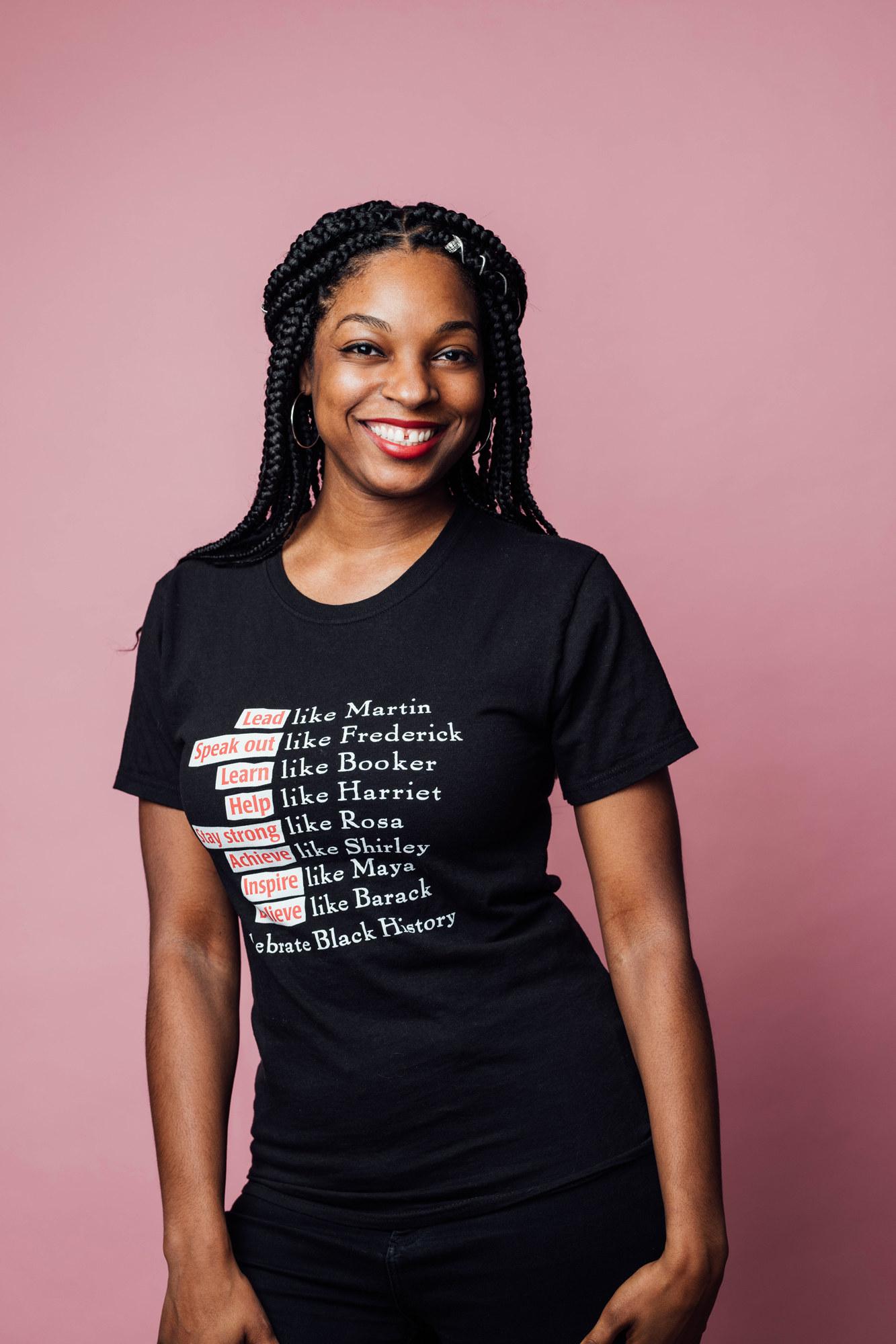 tee I Love Black Women Beautiful Black Pride Women Sweatshirt