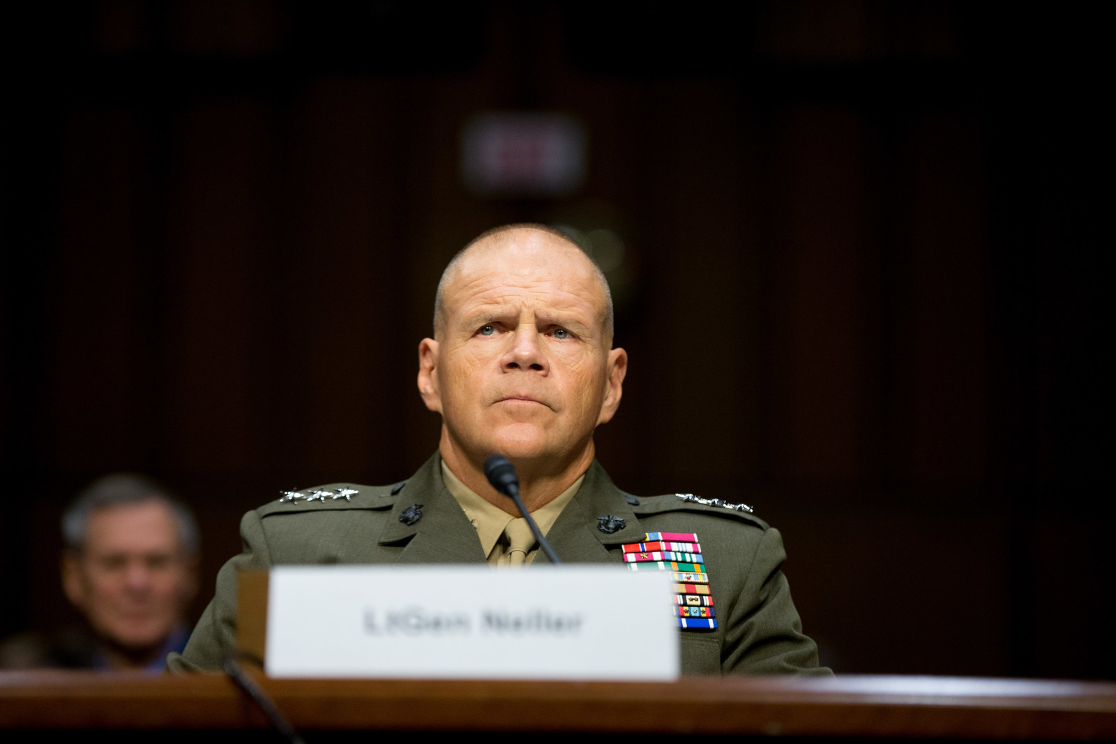 "The Marine Corps Commandant Warned That Deploying Troops To The Border Is Posing An ""Unacceptable Risk"""