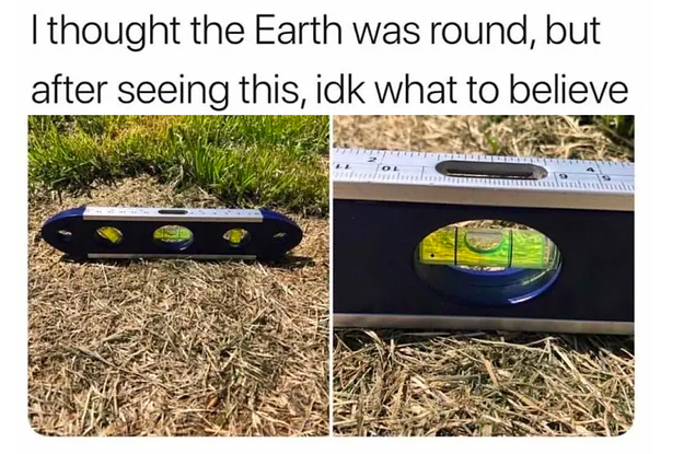 17 Pieces Of Indisputable Evidence That The Earth Is Flat