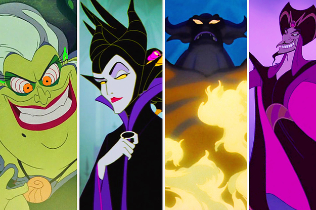 it s time to out which disney villain matches your personality