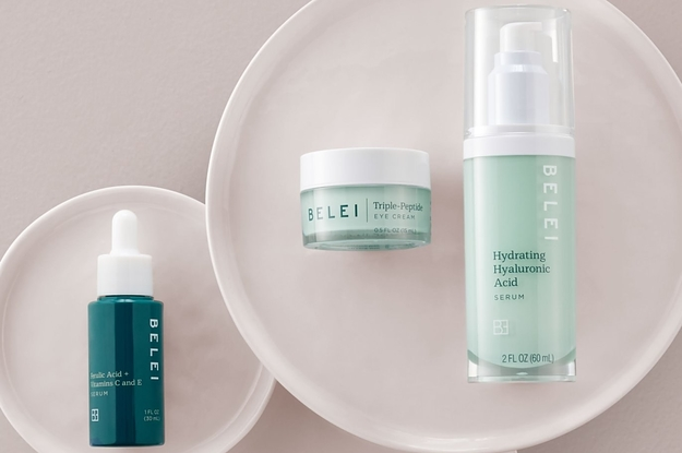 Amazon Just Launched A Skincare Line Called Belei, And You're Gonna Want Everything