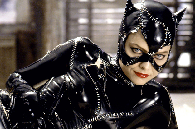 """OMG, Michelle Pfeiffer Found Her Iconic Catwoman Whip From """"Batman Returns"""""""