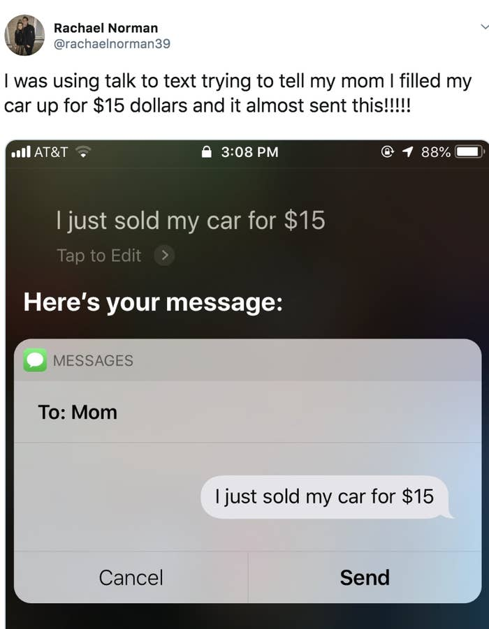 19 Pictures That Prove Voice-To-Text Is Never, Ever Your Friend