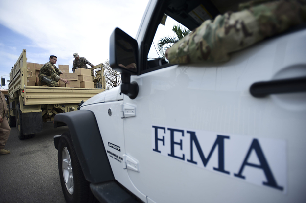 FEMA Shared Personal Banking Information Of More Than 2 Million Disaster Survivors With A Contractor