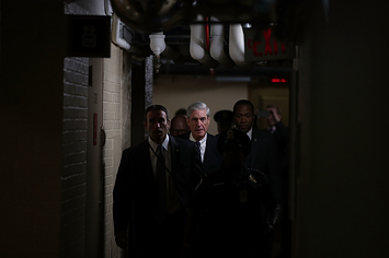 Robert Mueller Is Done With His Investigation Into The Trump Campaign And Russia