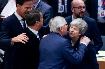 EU Leaders Are Set To Agree A Shorter Brexit Delay Than Theresa May Asked For