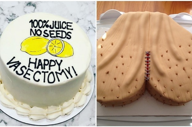 14 Guys Who Celebrated Their Vasectomies With Cakes ...