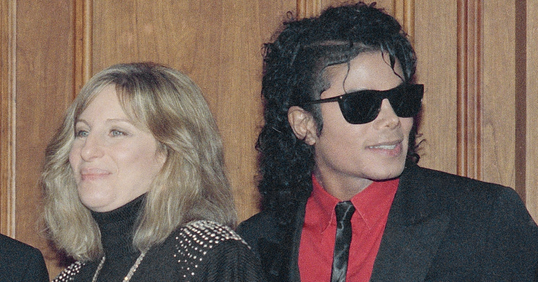 Barbra Streisand's Michael Jackson Comments Drew Outrage