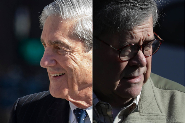 Robert Mueller Found That The Trump Campaign Did Not Conspire With Russia, According To The Attorney General