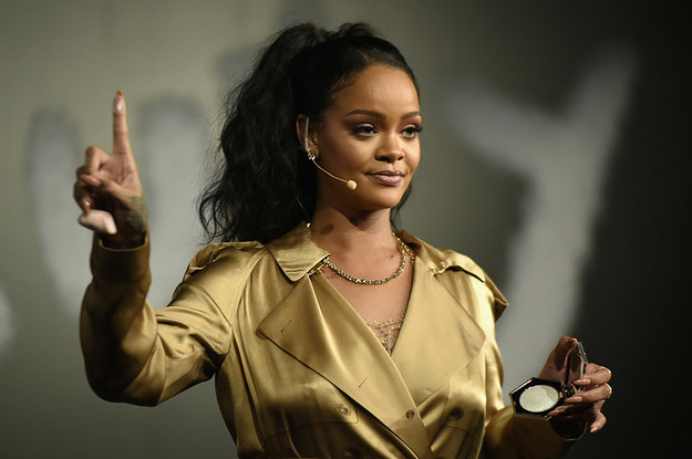 This Is Why Fans Are Freaking Out Over Rihanna Liking An Instagram Video About Getting Engaged