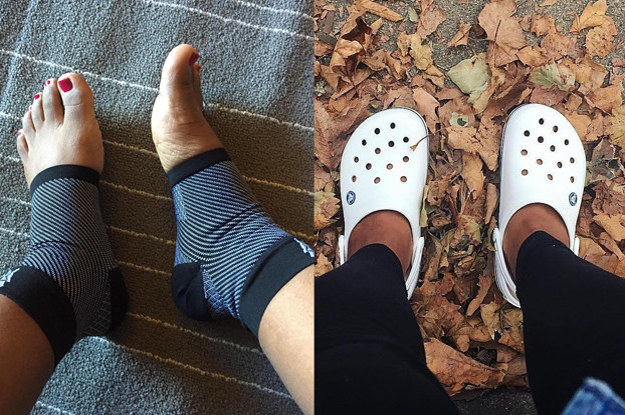 14 Things To Help With Plantar Fasciitis That People Actually Swear By