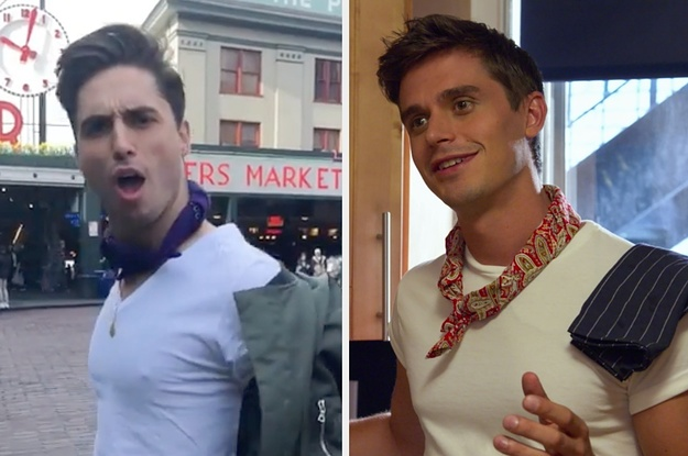 """This Impression Of Antoni From """"Queer Eye"""" Is Truly One Of The Best Things I've Ever Seen"""