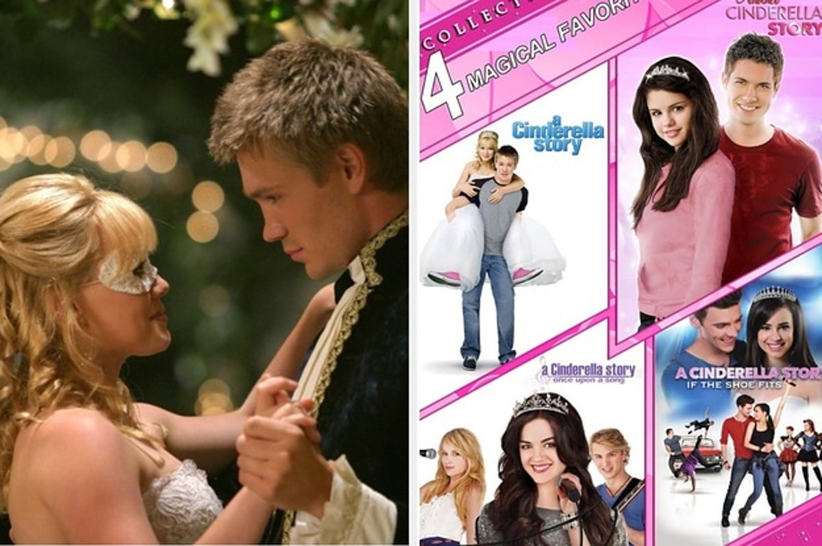 A New Cinderella Story Is Coming And It S A Holiday Movie