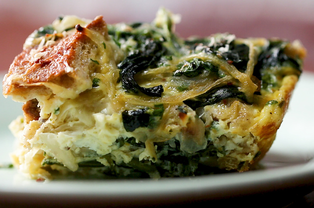 No-Fuss Breakfast Strata