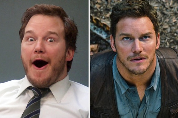 "Chris Pratt Predicted His Role In ""Jurassic World"" Before The Movie Even Existed"