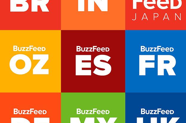 BuzzFeed's International Editions