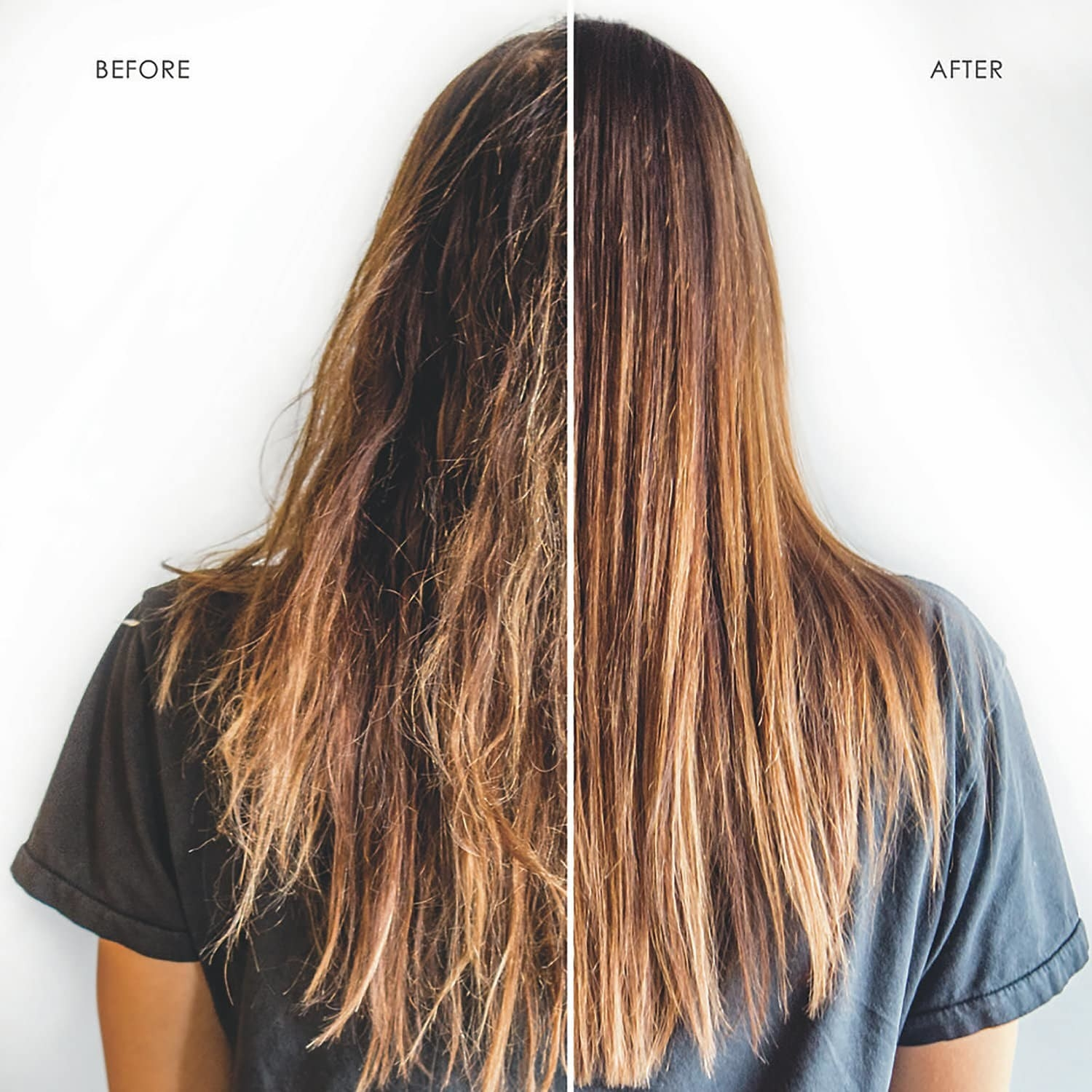 How to keep your hair straight overnight when wet