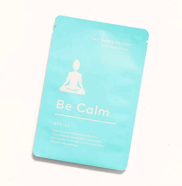 Be Calm Good Patch