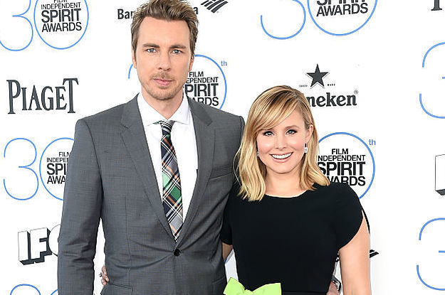 "Dax Shepard Almost Wasn't In ""Parenthood"" Because He Didn't Want To Leave Kristen Bell"