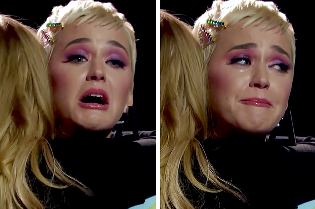 "Here's Why People Are Loving Katy Perry's Emotional Reaction To This ""American Idol"" Proposal"
