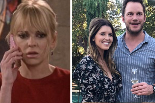 Anna Faris Had The Best Response To Chris Pratt Telling Her He Was Getting Engaged To Katherine Schwarzenegger