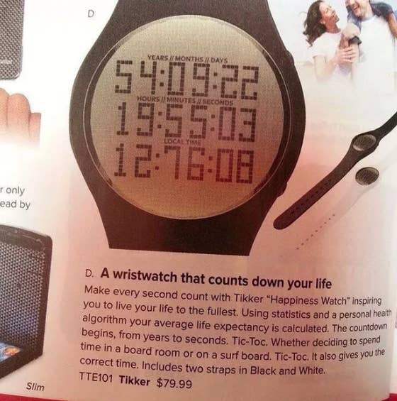The 26 Craziest Things They Ever Sold In SkyMall