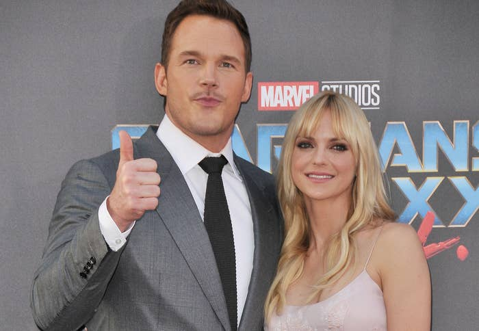 Chris Pratt Told Anna Faris He Was Going To Propose To